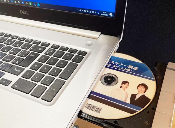 ビジネスマナー講座DVD版